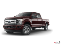 2018 Ford Super Duty F-250 LIMITED | Photo 3 | Magma Red