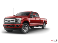 2018 Ford Super Duty F-250 LIMITED | Photo 3 | Ruby Red