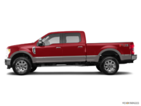 2018 Ford Super Duty F-350 LARIAT | Photo 1 | Ruby Red/Stone Grey