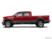 2018 Ford Super Duty F-350 LARIAT | Photo 1 | Ruby Red/Magnetic