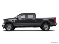 2018 Ford Super Duty F-350 LARIAT | Photo 1 | Shadow Black/Magnetic