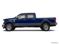 2018 Ford Super Duty F-350 LARIAT | Photo 1 | Blue Jeans Metallic/Magnetic