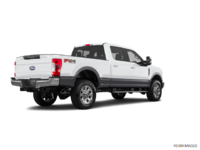2018 Ford Super Duty F-350 LARIAT | Photo 2 | Oxford White/Magnetic
