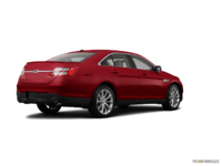 2018 Ford Taurus LIMITED | Photo 2 | Ruby Red Metallic Tinted Clearcoat