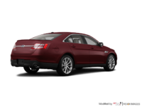 2018 Ford Taurus LIMITED | Photo 2 | Burgundy Velvet Metallic Tinted Clearcoat