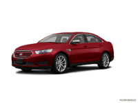 2018 Ford Taurus LIMITED | Photo 3 | Ruby Red Metallic Tinted Clearcoat