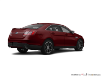 2018 Ford Taurus SHO | Photo 2 | Burgundy Velvet Metallic Tinted Clearcoat