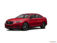 2018 Ford Taurus SHO | Photo 3 | Ruby Red Metallic Tinted Clearcoat
