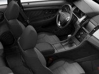 2018 Ford Taurus SHO | Photo 1 | Charcoal Black/Mayan Grey Leather (QM)