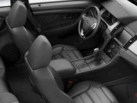 2018 Ford Taurus SHO | Photo 1 | Charcoal Black Leather (SW)