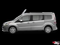 2018 Ford Transit Connect TITANIUM WAGON | Photo 1 | Silver Metallic