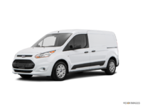 2018 Ford Transit Connect XLT VAN | Photo 3 | Frozen White