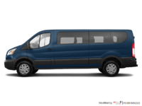 2018 Ford Transit WAGON XLT | Photo 1 | Blue Jeans Metallic