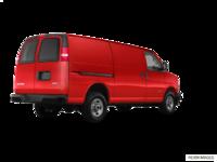 2018 GMC Savana 2500 CARGO   Photo 2   Cardinal Red