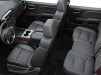 2018 GMC Sierra 1500 SLT | Photo 2 | Dark Ash/Jet Black Bucket seats Leather (AN3-H2V)