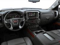 2018 GMC Sierra 1500 SLT | Photo 3 | Dark Ash/Jet Black Bucket seats Leather (AN3-H2V)