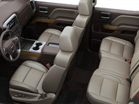 2018 GMC Sierra 1500 SLT | Photo 2 | Cocoa/Dune Bucket seats Perforated Leather (AN3-H3A)