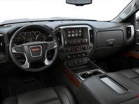 2018 GMC Sierra 1500 SLT | Photo 3 | Jet Black Bucket seats Perforated Leather (AN3-H3B)