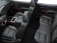 2018 GMC Sierra 3500HD SLT | Photo 2 | Jet Black Bucket seats Perforated Leather (H3B-AN3)