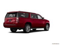 2018 GMC Yukon XL SLE | Photo 2 | Crimson Red Tintcoat
