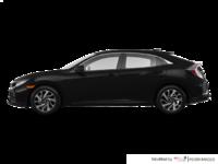 2018 Honda Civic hatchback LX HONDA SENSING | Photo 1 | Crystal Black Pearl