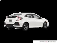 2018 Honda Civic hatchback LX HONDA SENSING | Photo 2 | White Orchid Pearl