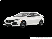 2018 Honda Civic hatchback LX HONDA SENSING | Photo 3 | White Orchid Pearl