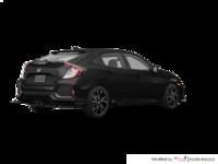 2018 Honda Civic hatchback SPORT HONDA SENSING | Photo 2 | Crystal Black Pearl