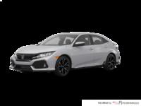 2018 Honda Civic hatchback SPORT HONDA SENSING | Photo 3 | Lunar Silver Metallic