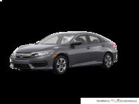 2018 Honda Civic Sedan LX | Photo 3 | Modern Steel Metallic