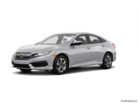 2018 Honda Civic Sedan LX | Photo 3 | Lunar Silver Metallic