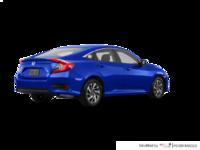 2018 Honda Civic Sedan SE | Photo 2 | Aegean Blue Metallic