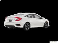 2018 Honda Civic Sedan TOURING   Photo 2   White Orchid Pearl
