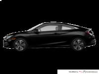 2018 Honda Civic Coupe EX-T HONDA SENSING   Photo 1   Crystal Black Pearl