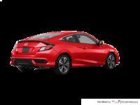 2018 Honda Civic Coupe EX-T HONDA SENSING   Photo 2   Rallye Red