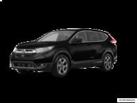 2018 Honda CR-V EX | Photo 3 | Crystal Black Pearl