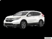 2018 Honda CR-V EX | Photo 3 | White Diamond Pearl