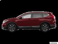 2018 Honda CR-V TOURING   Photo 1   Molten Lava Pearl