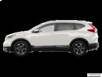 2018 Honda CR-V TOURING   Photo 1   White Diamond Pearl