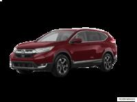2018 Honda CR-V TOURING   Photo 3   Molten Lava Pearl