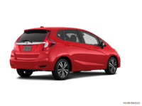2018 Honda Fit EX-L NAVI | Photo 2 | Milano red
