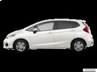 2018 Honda Fit LX-SENSING | Photo 1 | White Orchid Pearl