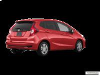2018 Honda Fit LX-SENSING | Photo 2 | Milano red