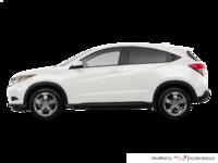 2018 Honda HR-V EX | Photo 1 | White Orchid Pearl