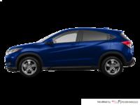 2018 Honda HR-V LX | Photo 1 | Aegean Blue Metallic