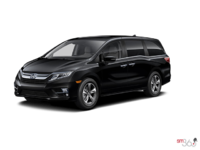 2018 Honda Odyssey EX-L NAVI | Photo 3 | Crystal Black Pearl
