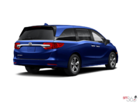2018 Honda Odyssey EX-L RES | Photo 2 | Obsidian Blue Pearl