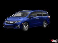 2018 Honda Odyssey EX-L RES | Photo 3 | Obsidian Blue Pearl