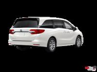 2018 Honda Odyssey LX | Photo 2 | White Diamond Pearl