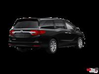 2018 Honda Odyssey LX | Photo 2 | Crystal Black Pearl
